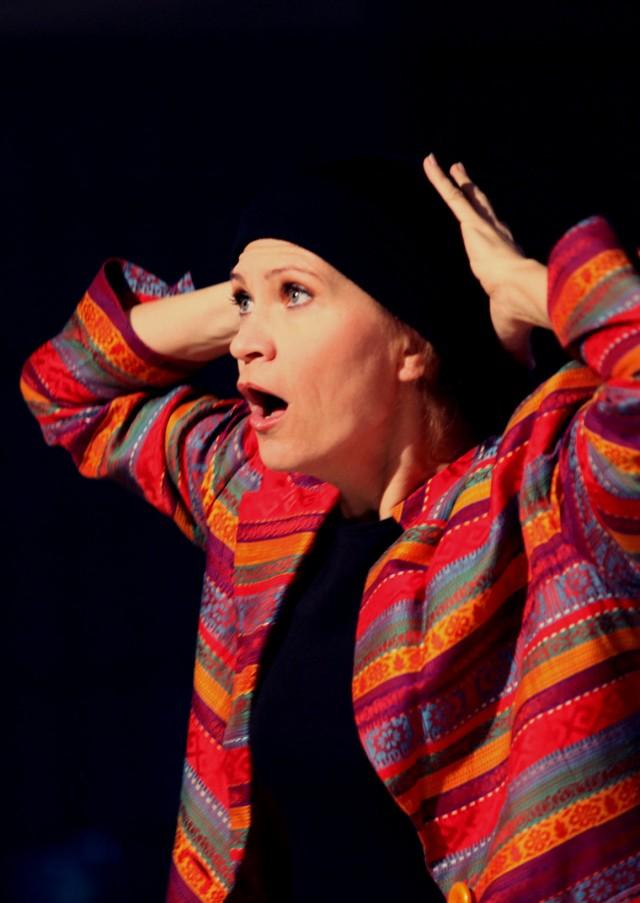 Dina Kabele als Valerio