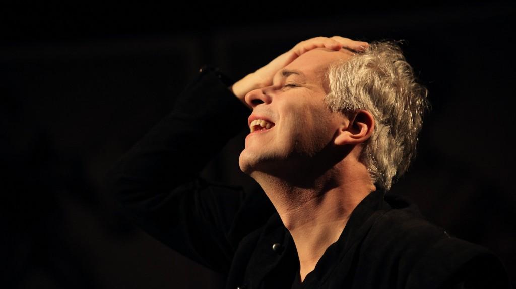 """WORT_ensemble 2009: Michael Schefts in """"Leonce & Lena"""""""
