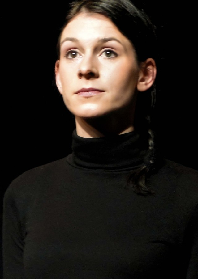 WORT_ensemble präsentiert: Michaela Studeny   © 2011 Foto: WORT_ensemble