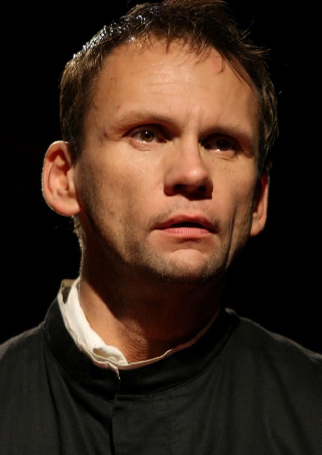 WORT_ensemble präsentiert: Oliver Baier | © 2008 Foto: Stefan Smidt