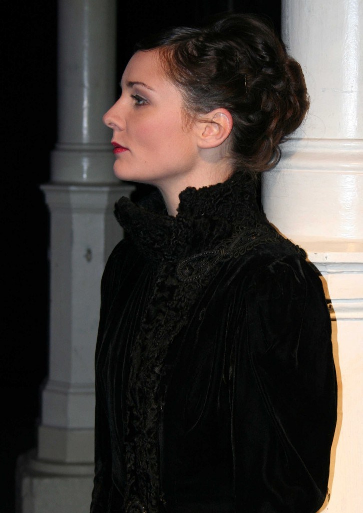 "WORT_ensemble 2010: Barbara Grahsl in ""Frankenstein"""