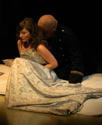 """WORT_ensemble 2010: Barbara Grahsl & Michael Schuberth in """"Frankenstein"""""""