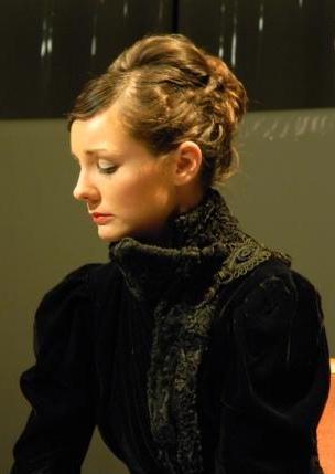 """WORT_ensemble 2010: Barbara Grahsl in """"Frankenstein"""""""