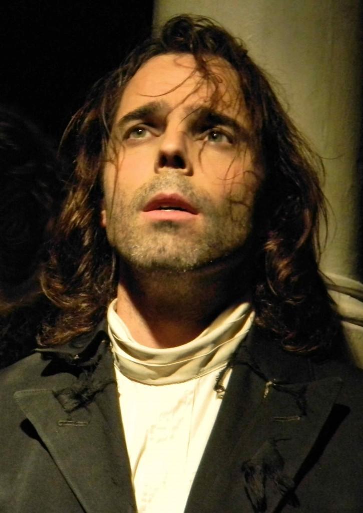 """WORT_ensemble 2010: Nicho Harras in """"Frankenstein"""""""