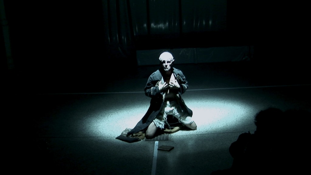 "WORT_ensemble 2010: Michael Schuberth in ""Frankenstein"""