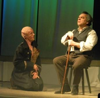 "WORT_ensemble 2010: Michael Schuberth & Alois Frank in ""Frankenstein"""