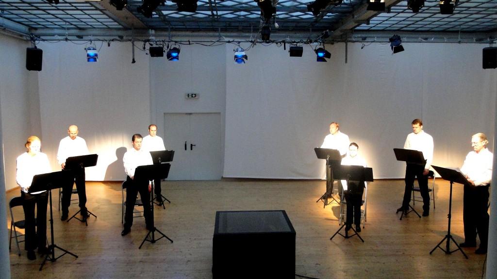 """WORT_ensemble 2012: Peter Weiss """"Die Ermittlung"""""""