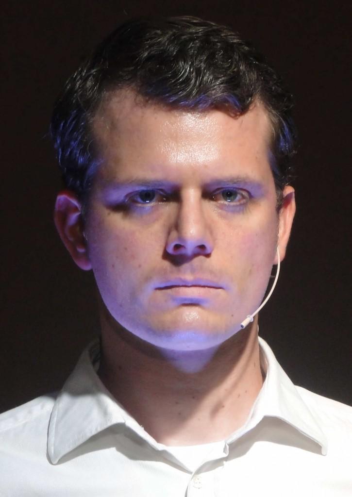 """WORT_ensemble 2012: Philipp Limbach in """"Die Ermittlung"""""""