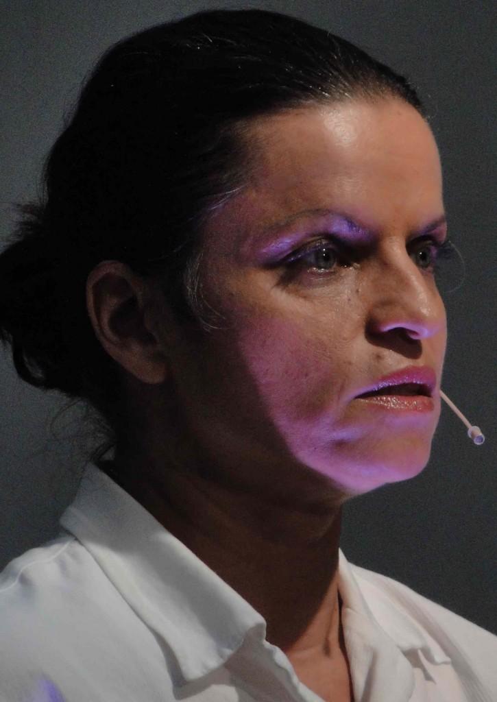 """WORT_ensemble 2012: Natascha Shalaby in """"Die Ermittlung"""""""