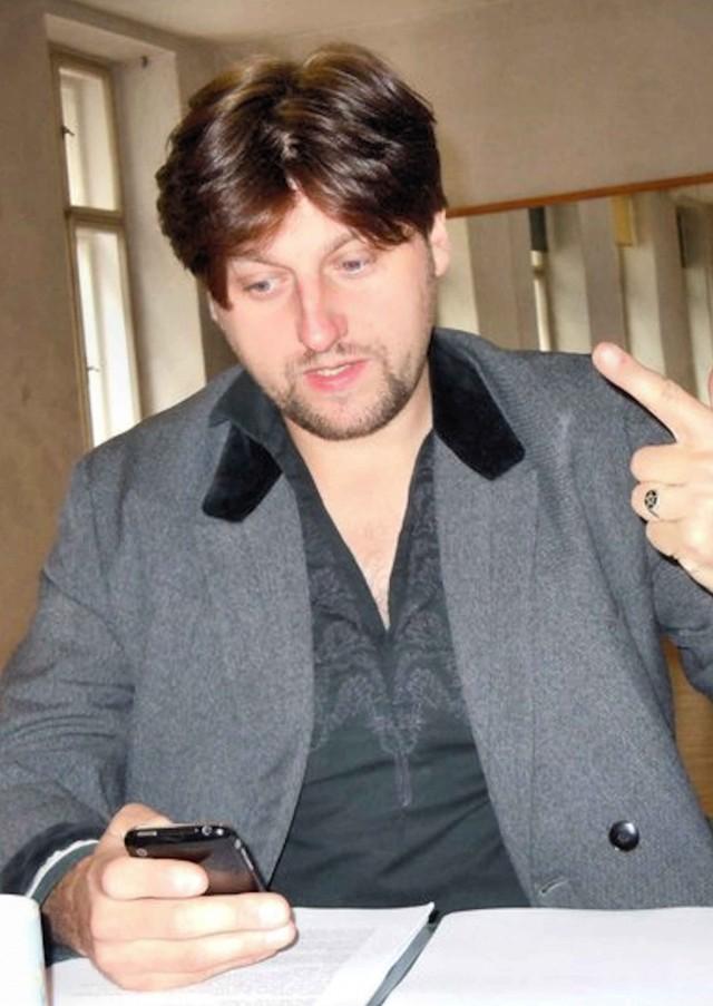 WORT_ensemble Bühnenbildner Nik Raspotnik