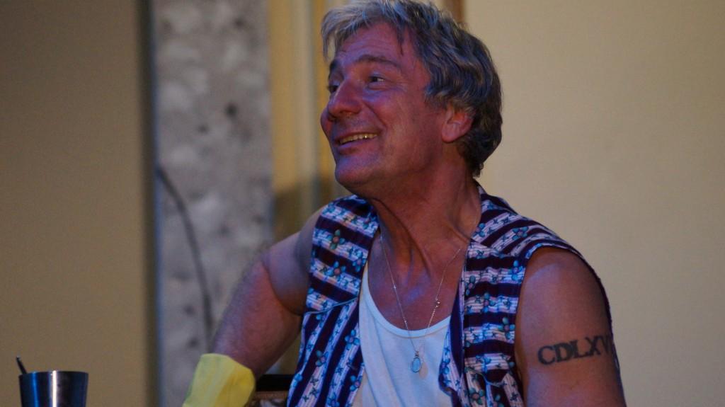 """WORT_ensemble 2013: Rudi Larsen in """"Es war die Lerche"""""""